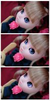 Rozen Maiden Shinku Eyes by ILICarrieDoll