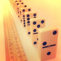 The Domino Effect by Ephrata