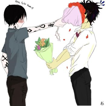 Malec ^-^ by Zabur-XD