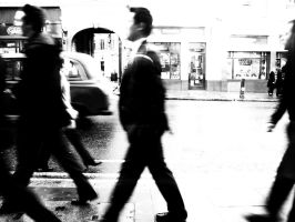 In Step: London 2 by itsallforyousir