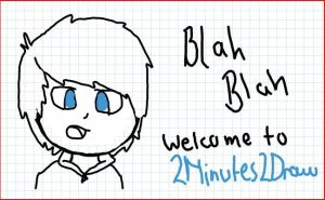 Welcome to 2Minites2Draw by 2Minutes2Draw