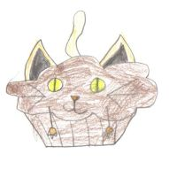 Meow The Pet Muffin by Sakurarules