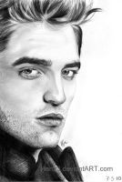 Robert Pattinson by han23