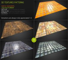 Free textures pack 54 by Nobiax