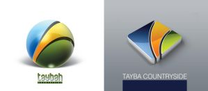 Taybah countryside logo by AnubisGraph