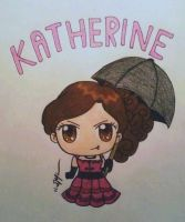 Lil Katherine by inuyashagirl82