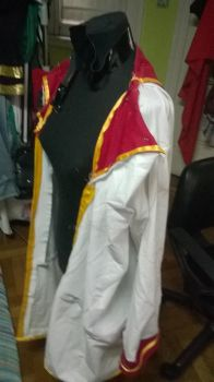 Yuya sakaki 's cosplay in process by Die-Rose