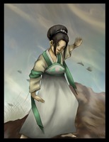 Toph Bei Fong by Purple-Twilek
