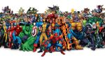the marvel universe by jeffthegamer