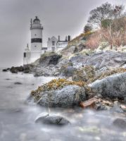 Cloch Point Lighthouse ver 2.0 by FunkyBah