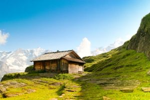 Bachlager, Grindelwald by Buddy-Chronic
