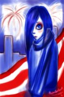 .Freedom Rings. by Loser-Chan