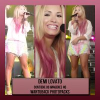 Photopack 383: Demi Lovato by PerfectPhotopacksHQ