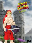 Street Fighter Link by MightyMusc
