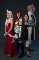 Anime North 2013 - Fairy Tail by LunaXRavenclaw