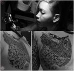 Chest piece Tesselations by camsy