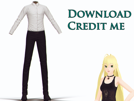 mmd: BnS outfit dl by KlaidAstoria