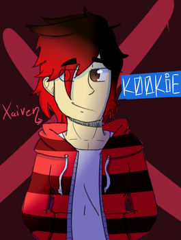 Xaiver redesign (oc) by kookiekrummble