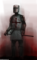 Templar by FoxInShadow
