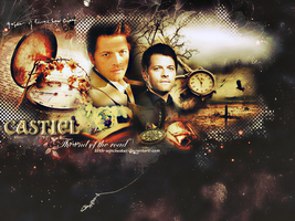 Castiel Blend by Lilith-Winchester