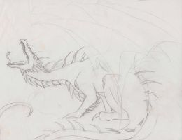 Dracotic WIP by DarkPhoenixDragon17