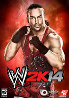 WWE 2K14 Cover feat RVD 2 by MhMd-Batista