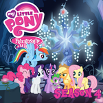 My Little Pony Season 4 iTunes Cover by DrZurnPhD