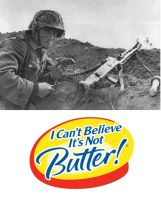I can't Believe its not butter by DeSynchronizer