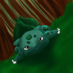 Bulbasaur by Chicorii