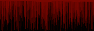 Dripping blood background by Squeek98j