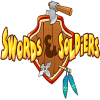 Swords and Soldiers HD Icon by Rich246