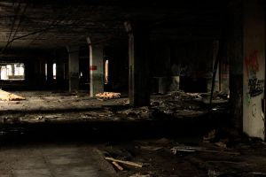 Packard Plant by ohhdarkstoned111
