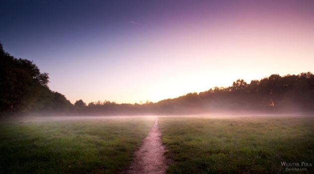 In the mists VII by WouterPera
