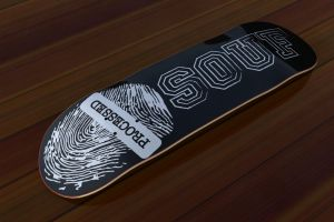 SOUF Skateboards PROCESSED by motionmedia