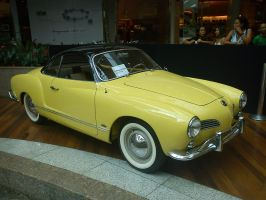 Karmann Ghia by ThatPuggy