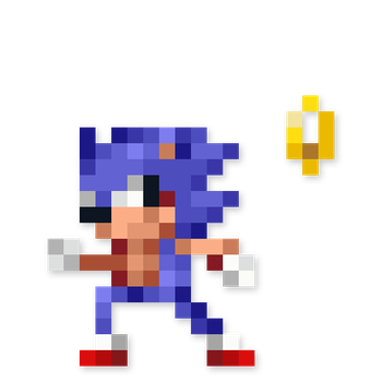 Day #59 - Sonic the Hedgehog by JINNdev