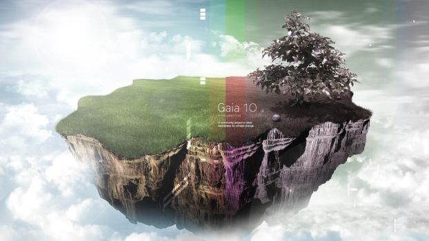 Living GAIA by sinedrock