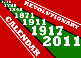 The Revolutionary Calendar by Party9999999