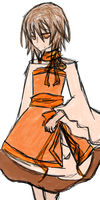 Fem Tsuna Outfit by Jumping-Beans