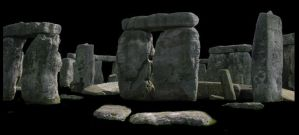 Stonehenge PSD by manoluv