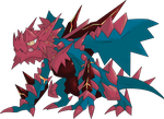 Mega Druddigon by TRXPICS