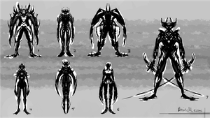 Alchemy: Character concepts by I-TheGeek