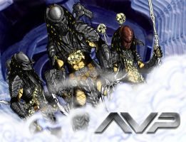 AVP_ by vandalocomics