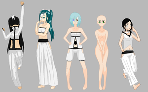Open Collab - Arrancar oc's by Rikkaidaiforlife
