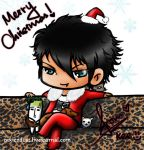 Merry Xmas from Gackt + Family by keesiao