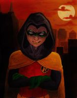 damian wayne by candycotten