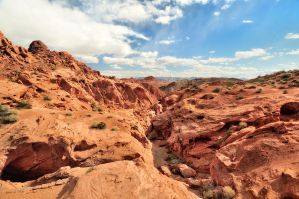 Valley of Fire - Red Rocks by hquer