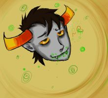 Tavros' Happy Place by someone-no1-1230000