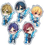 Free! Husbandos by Quiss