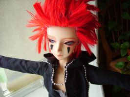 Axel Cosplay - 4 by nikkibuu